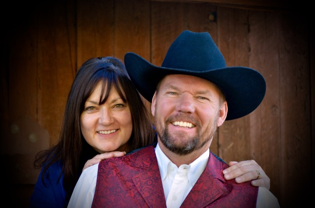 Brad & Tammy Photo
